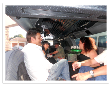 WP Limo Hire Cape Town Party Bus